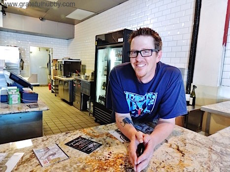 Spread Deli and Bottles' Charlie Mann hosting a sneak peek of Spread back in May 2013