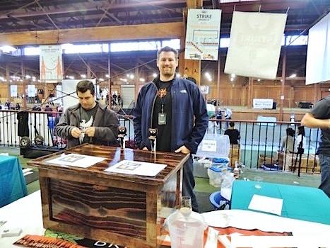 Strike Brewing Company brewmaster Drew Ehrlich