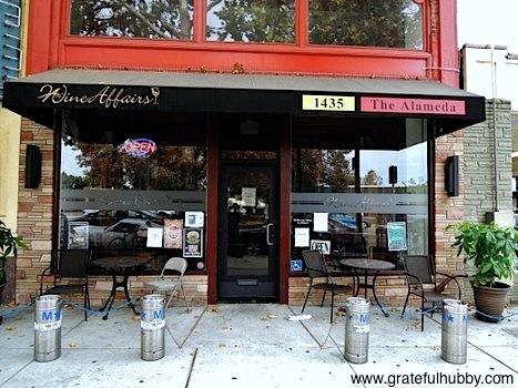 Wine Affairs in San Jose