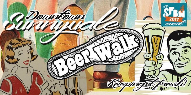 Beerwalk Sunnyvale 2017