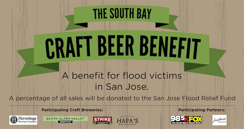 South Bay Craft Beer Benefit