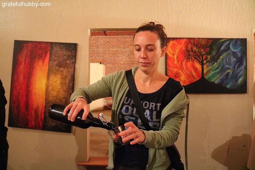 Forager Bottle Share 03