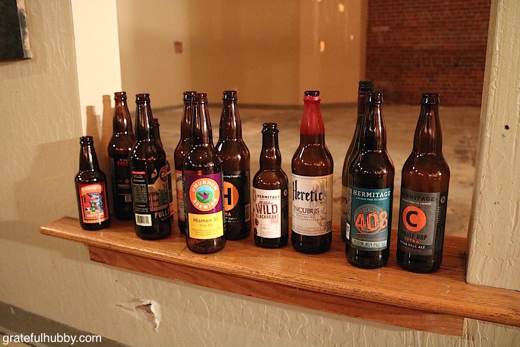 Forager Bottle Share 27