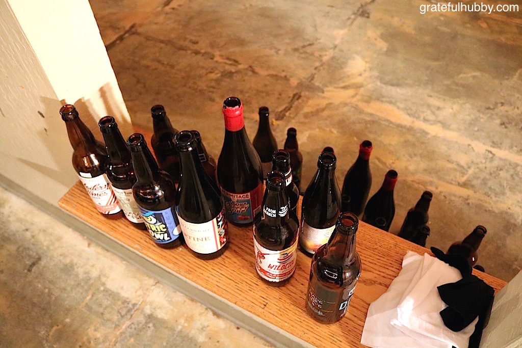 Forager Bottle Share 28
