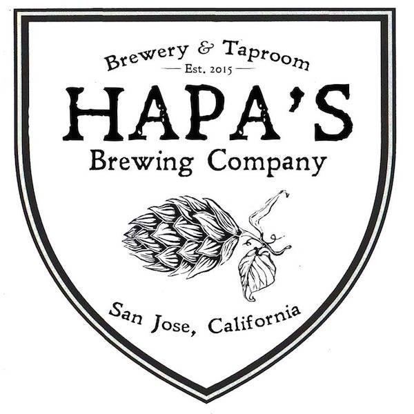 Image credit: Hapa's Brewing Company