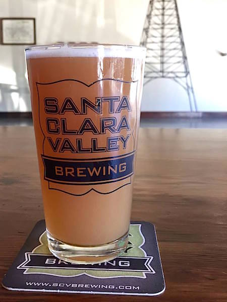SCV Brewing Centennial SMASH