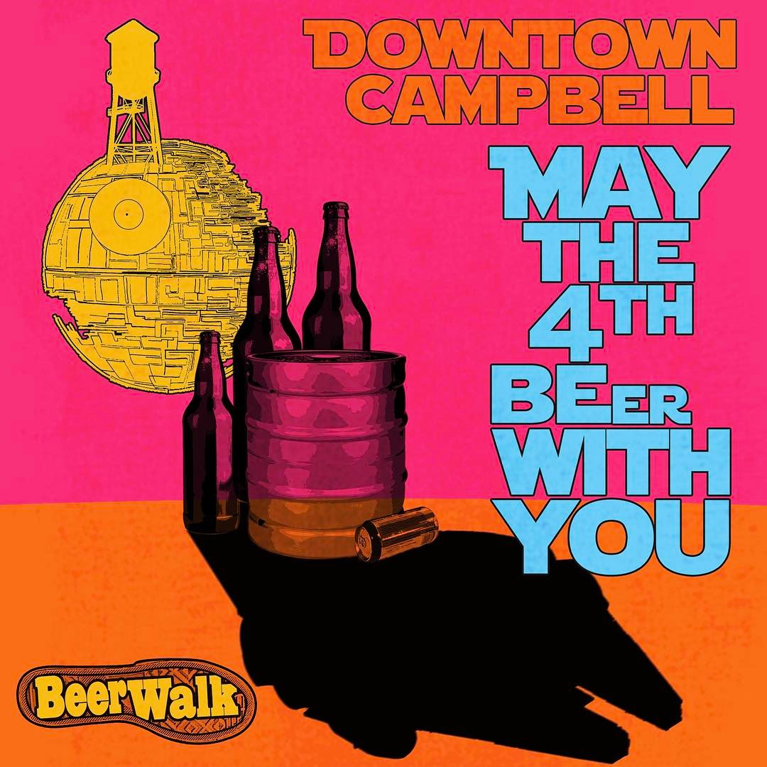 Beerwalk Campbell 2017