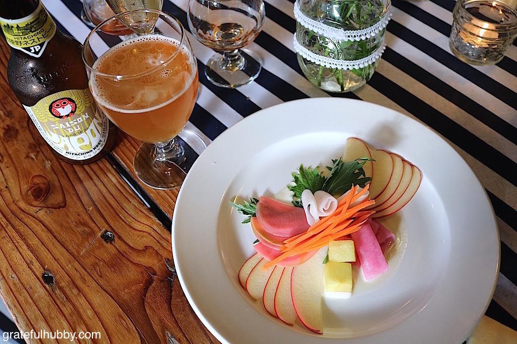 Steins Hitachino Beer Dinner 10