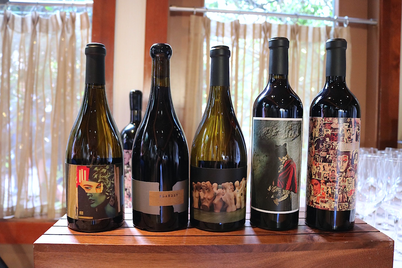 The recent dinner held last month featured offerings from Orin Swift Cellars. & Scenes from Il Fornaio Palo Alto Wine Dinner Featuring Orin Swift ...