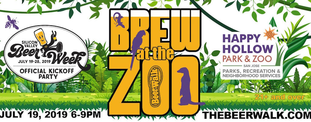 Silicon Valley Beer Week 2019, Plus Kickoff Event 'Brew at