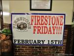 Scenes from the Firestone Walker Roots of XVI Event at Harry's Hofbrau San Jose