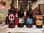 Scenes from the Beer and Food Pairing Event at Scott's Seafood Mountain View Featuring Hermitage Brewing Company